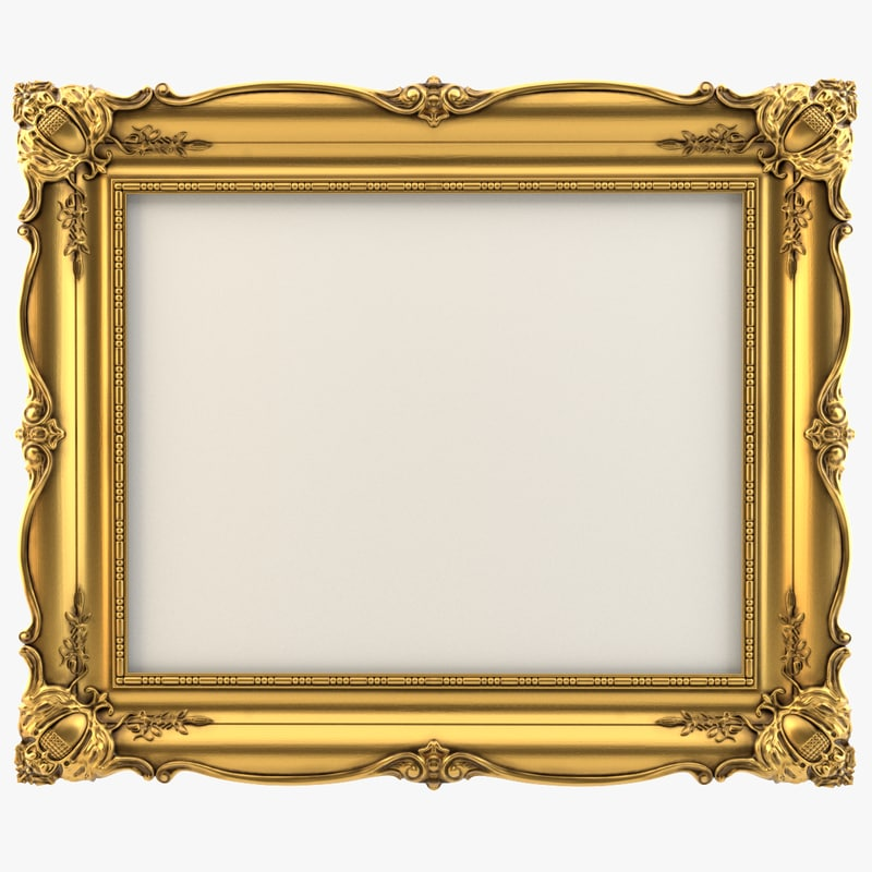 3D Painting Frame 2