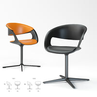 Walter Knoll Lox Chair