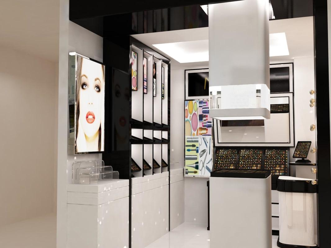 showroom nouba 3D