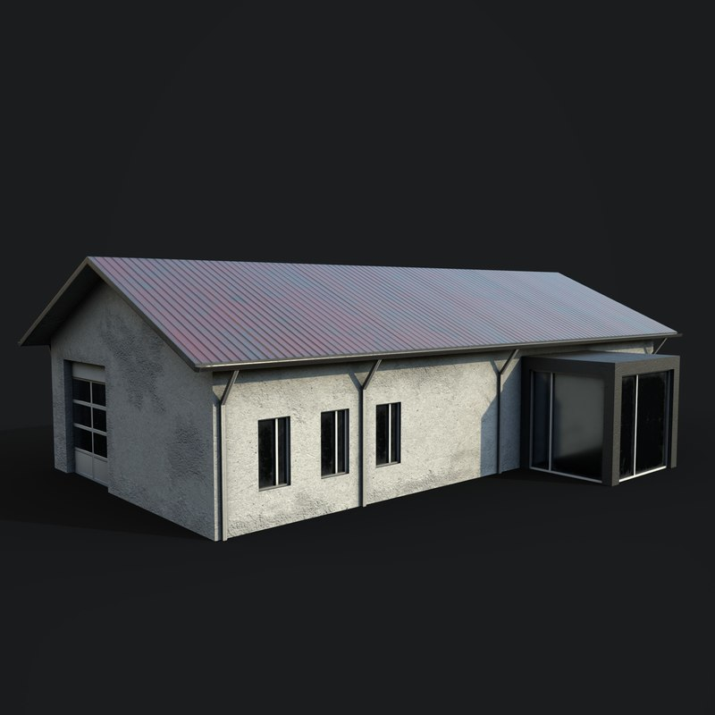 3D model warehouse games
