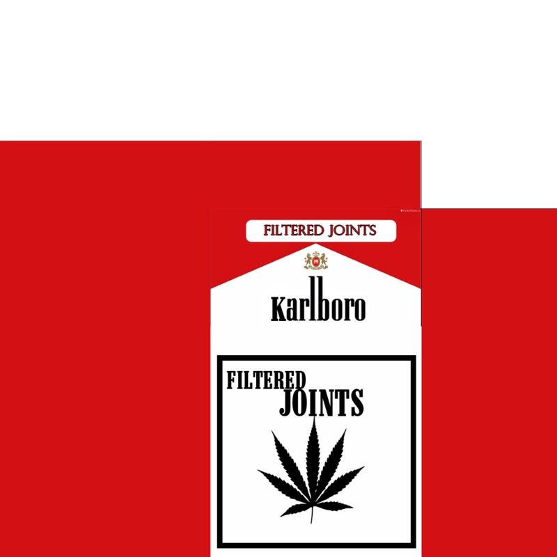 cigarette weed model