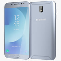 realistic samsung galaxy j7 model