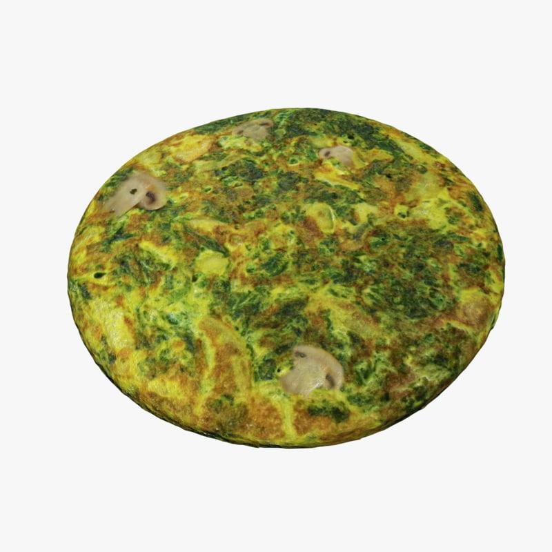 omelette model