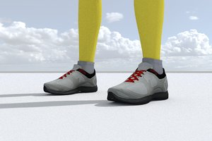 sneakers games 3D
