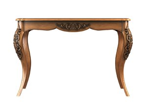 3D home table model