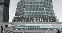 shopping center(sinyan tower)