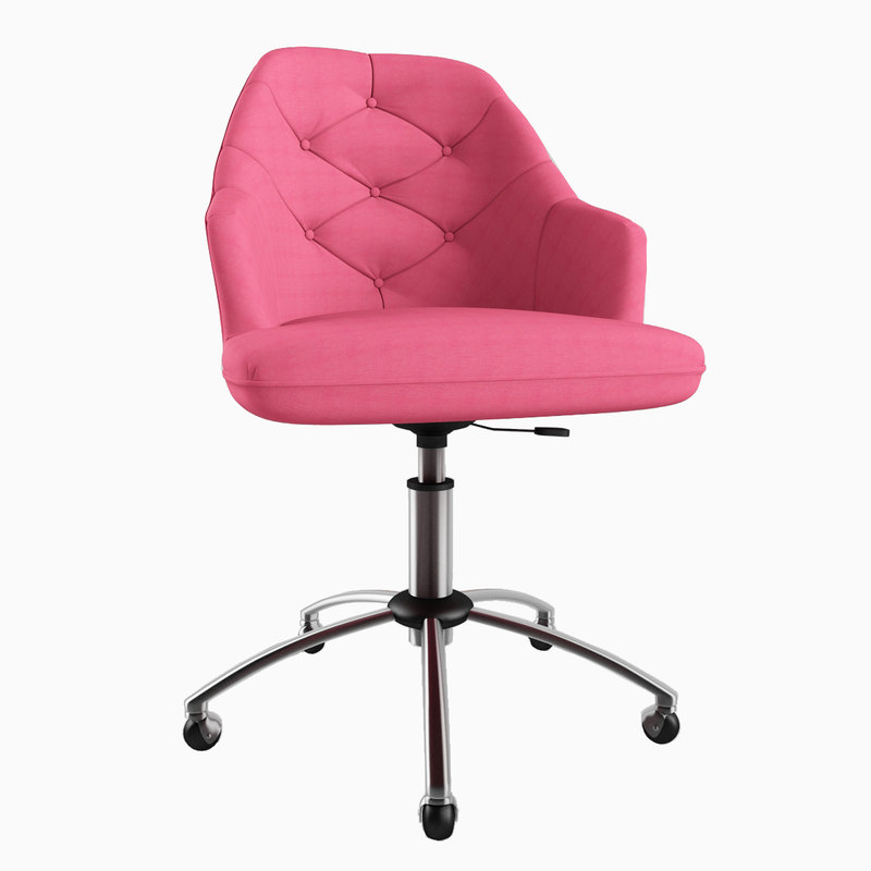 Phenomenal Tufted Desk Chair Gamerscity Chair Design For Home Gamerscityorg