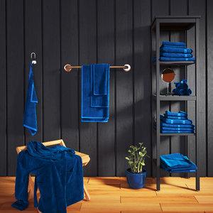 3D bathroom bathrobe model