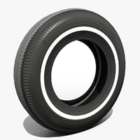 3D 60th-70th tire firestone