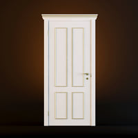 door palladio 124 pp 3D model
