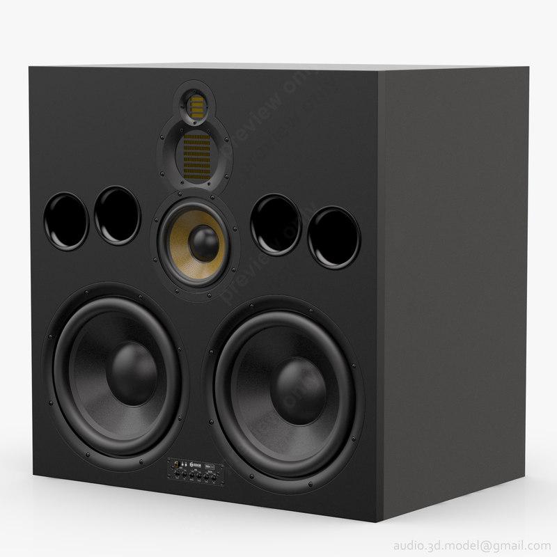 monitor adam s5x-h model