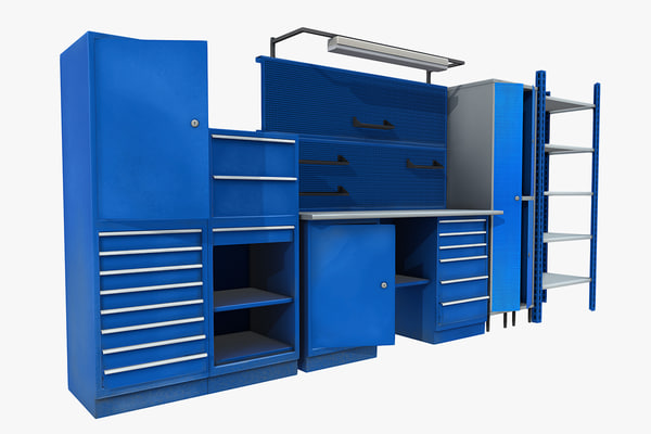 workbench 3D