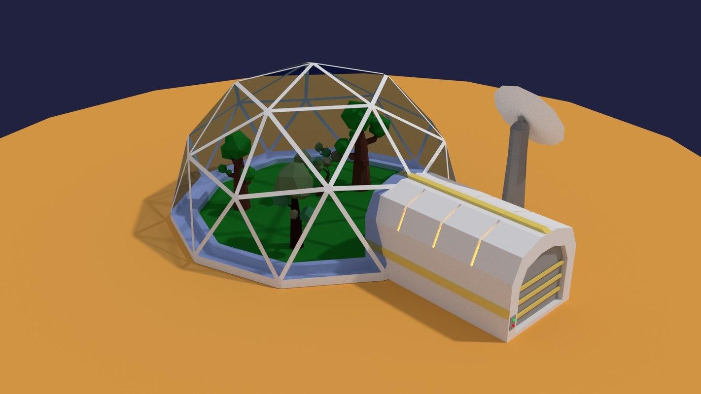 greenhouse model