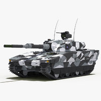 CV90 120-T Light Tank (White Camo)