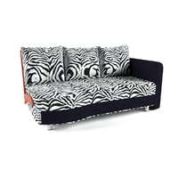 modern sofa zebra model