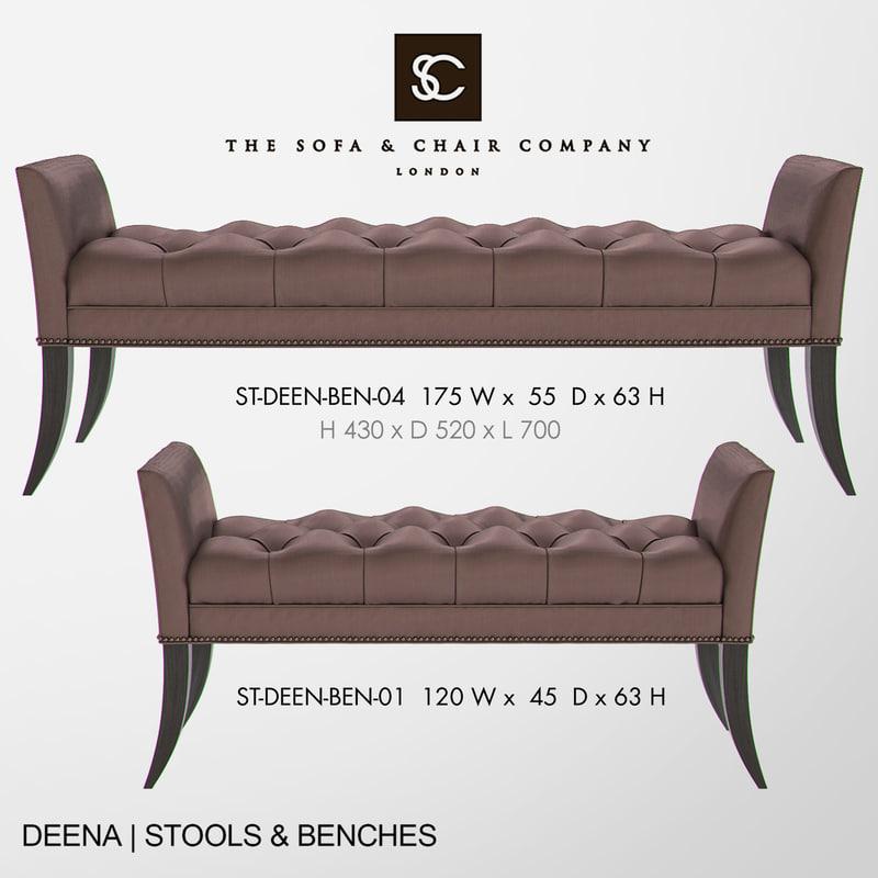 sofa chair company - model