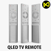 Samsung QLED TV Remote 2017