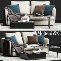 Molteni&C SLOANE Sofa 05