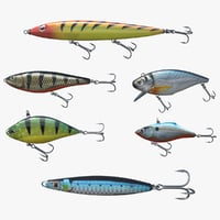 Fishing Lures Baits Set