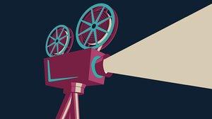 3D toon camera projector