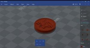 penny spongebob 3D model
