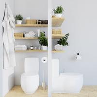 3D holder towel