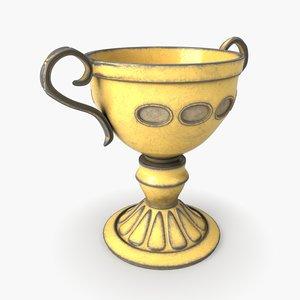 chalice close 3D model
