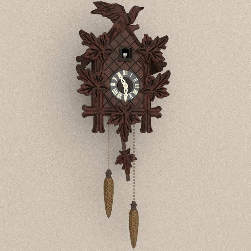 vintage clock model