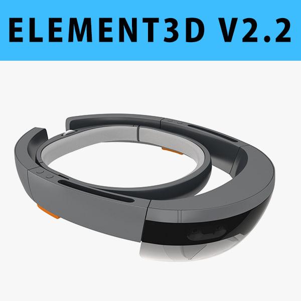 3D - e3d model