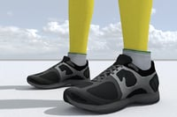 Low Poly Sports Sneakers_01_g