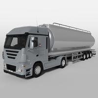 Truck_Tanker Trailer