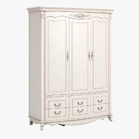 3D 2509000 230 carpenter wardrobe