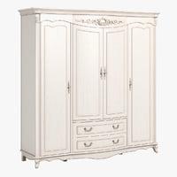 3D 2509100 230 carpenter wardrope model