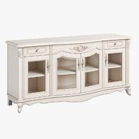 3D 2510100 230 carpenter buffet model