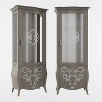 seven sedie cupboard 3D