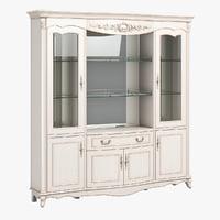3D 2517100 230 carpenter bar model