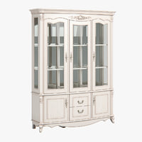 2517400 230 Carpenter Wine cabinet 3-D 1660x495x2124