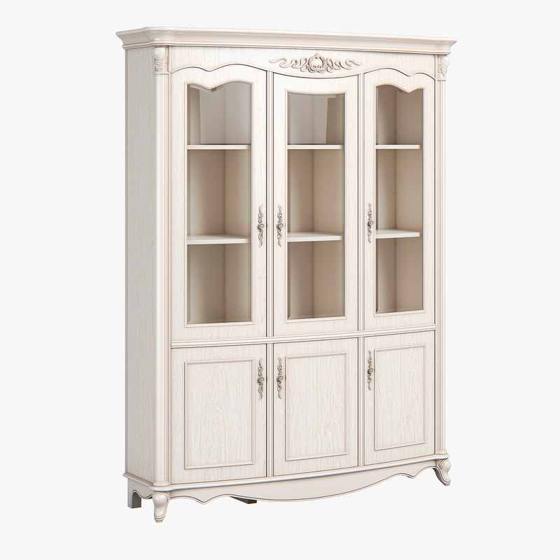 3D model 2519300 230 carpenter bookcase