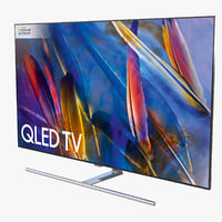 Samsung Q7F 55 Inch QLED TV