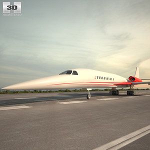 aerion as2 2 3D model