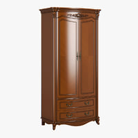 3D 2609200 230-1 carpenter wardrobe