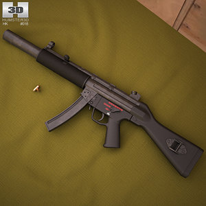 heckler koch h model