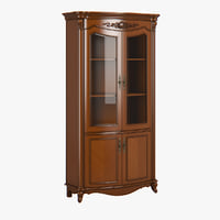 2619200 230-1 carpenter bookcase 3D