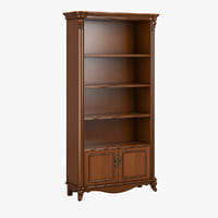 3D 2619400 230-1 carpenter bookshelf