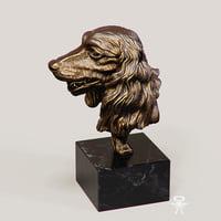 spaniel dog 3D model