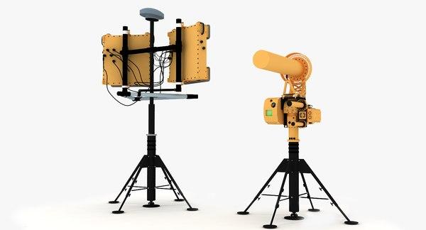 3D auds anti uav defence