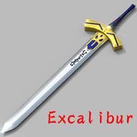 excalibur 3D