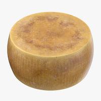 Parmesan Cheese Wheel