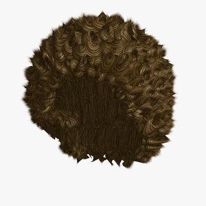 hairstyle 4 hair model