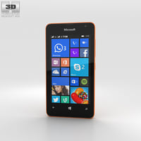 3D model microsoft lumia 430